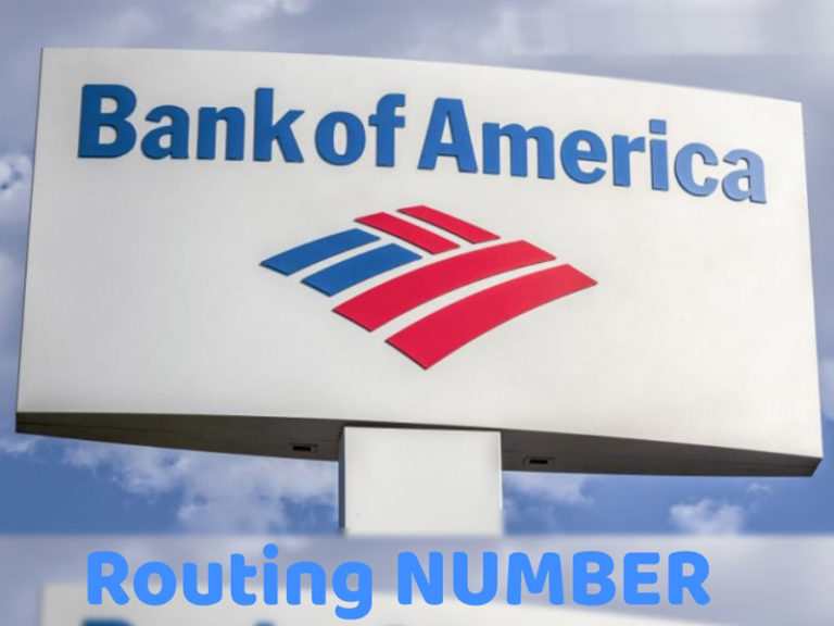 How to Find the Routing Number for Bank of America