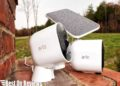 Wireless Security Camera Systems with Audio