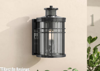 Motion Sensor Outdoor Wall Lights