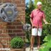 wall mounted garden hose reels