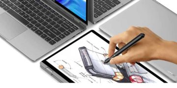 Touch Screen Laptops with Pen