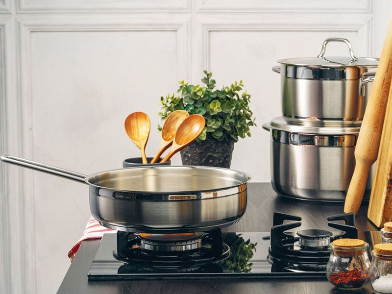 best saucepans for gas stove