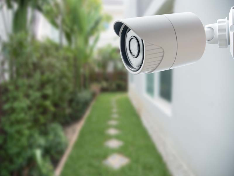 long range wireless security camera