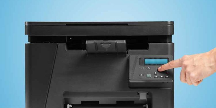 Printer Scanner Copier And Fax Machine All-In-One
